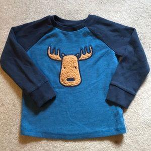 Boys reindeer sweater